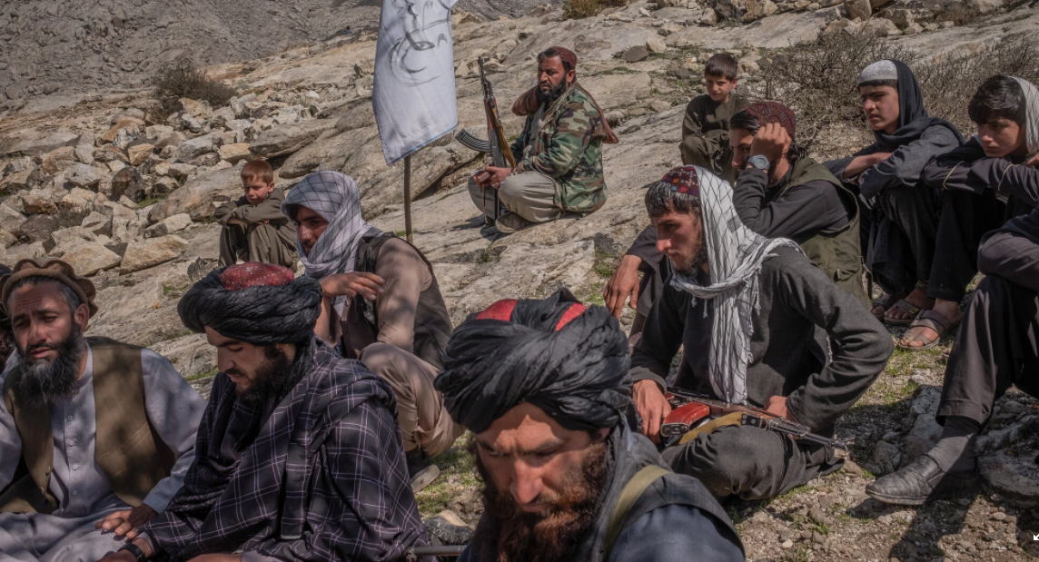 Composants talibans (archives)