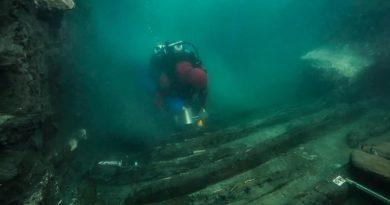 מצרים: התגלו שרידי אניית מלחמה מתקופת תלמי מהמאה הרביעית לפני הספירה