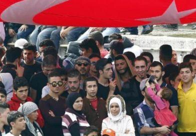 ארדואן: כל עוד אנו בשלטון לא נזרוק פליטים סורים לזרועות הרוצחים מבית