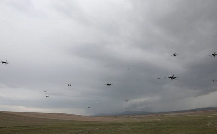 """במהלך מבצע שומר החומות הופעלו מבצעית בעזה """"נחילי"""" מזל""""טים נגד החמס"""