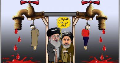 חמינאי לנשיא האיראני החדש-ראיסי: תהרגו את כל מי שמבקש מים!!
