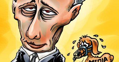 פוטין מאחורי? גוגל חסמה פרסום מידע מטעם האופוזיציה הרוסית