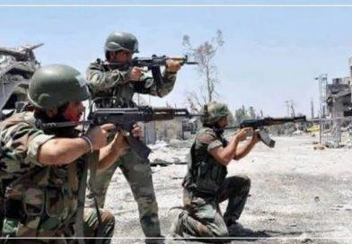 עימותים בין יחידות צבא סוריה הנאמנות לרוסים והאיראנים בדרום המדינה