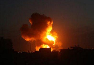 המטרה שהושמדה: בסיס איראני חדיש בו אוחסנו טילים בליסטיים לטווח בינוני
