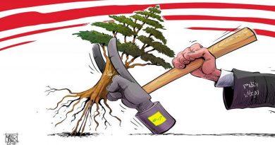 המשטר האיראני מנסה להרוס את לבנון בעזרת חיזבאללה