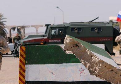 דיווח:הכוחות הרוסים חוזרים לתדמור הסורית תוך דחיקת האיראנים